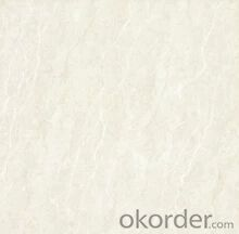 Polished Porcelain Tile The Natrual Stone White Color CMAXSB0518