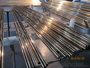 Bright Annealed Stainless Steel Pipe of Good Quality