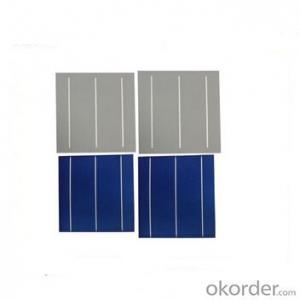 Polycrystalline Solar Cell High Quality 190um ± 20um