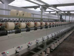 Drum Type Yarn Winder Machine for Cotton Yarn