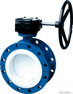 BUTTERFLY VALVES UPVC On Sale Made in China
