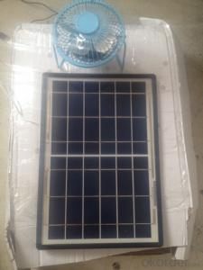 Monocrystalline Solar Panels-10W-Apply to solar systems
