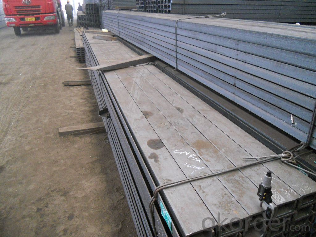 JIS SS400 Steel Channel with High Quality 100mm