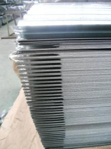 Hot Dip Galvanized Steel-Sheet Corrugated