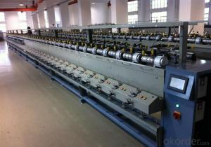 Semi Automatic Plastic Sewing Thread Winder