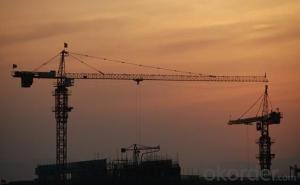 Topkit Tower Crane TC6011 with Jib legth of 60M