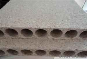 Hollow Chipboard for Door Core Use to replace of solid wood