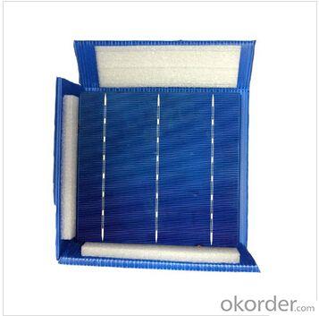 Polycrystalline Solar Cell High Quality 16.25%-16.50% Effy