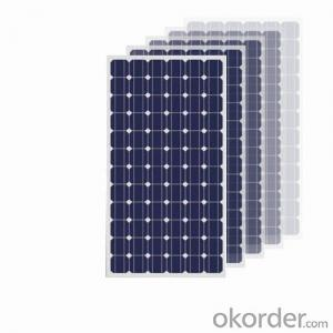 Monocrystalline Silicon 120Wp Solar Panels