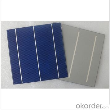 Polycrystalline Solar Cell High Quality 18.60%-18.80% Effy