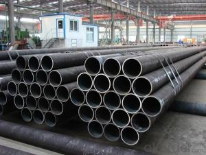 Welded Steel Pipe BS1387 with Good Quality