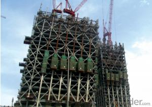 Timber Beam Formwork with Easy Operation and Economical Efficiency