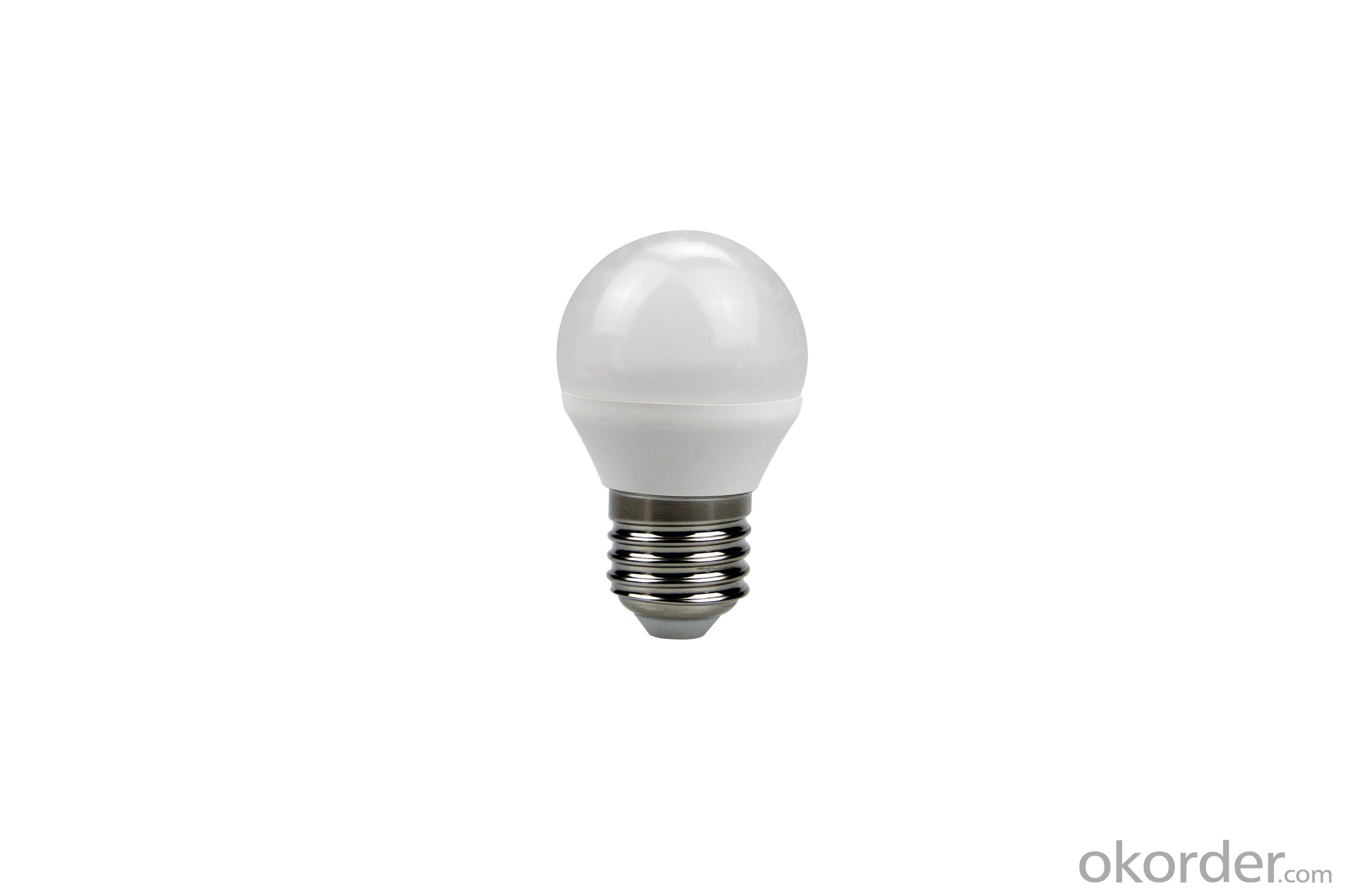 LED G45 BULB LIGHT   G45E27-DC011-2835T5W High Lumen
