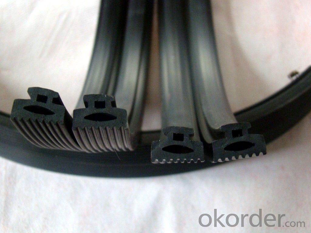 Custom Rubber Seal Strip for Door&Window Fireproof