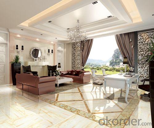 Full Polished Glazed Porcelain Tile 600 YDL6BB260