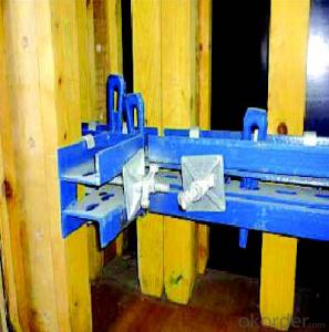 Tiber beam Formwork with Low Weight but High Load Capacity