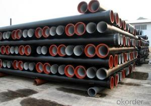 Ductile Iron Pipe Cast Iron EN545  DN500