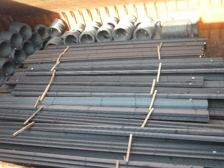 Hot Rolled Steel Equal Bars for Construction of Warehouses
