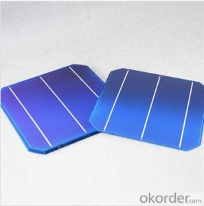 High Quality Supply Monocrystalline Solar Cells