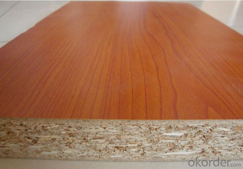Melamine Sheets Particle Board Chipboard