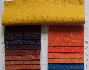 New Popular Best Selling Textiles Leather , PVC Leather for Bag, PVC Leather