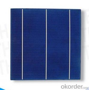 Polycrystalline Solar Cell High Quality 17.00-17.19Effy