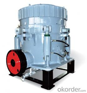 SC Series Hydraulic Cone Crusher For Sale