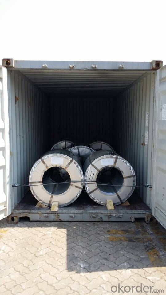 Galvanized steel coil/sheets/plates