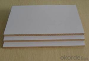 Medium Density Fiberboard Board for Kitcken Cabinet