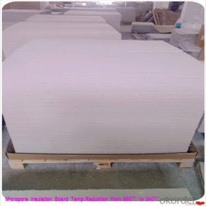 Alumina Foil Cover Insulation Board Steel Plant Using Micropore Heat and Thermal Insulation Layer
