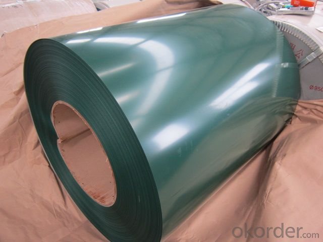 Pre Painted Galvanized Steel Colored Coils