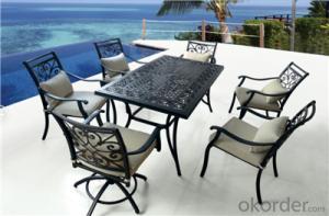 CMAX-CS005CQT New Design Outdoor Casting Sets