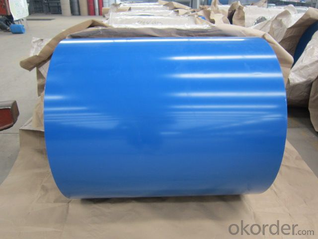 Pre Painted Galvanized Steel Colored Coil