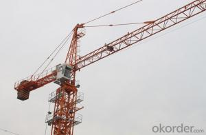 Tower Crane New Topless Split in row QTZ80(5512)