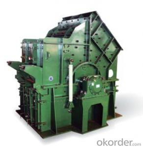 High Pressure Single-stage Hammer Crusher