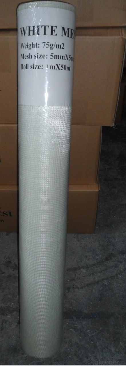 Glass Fiber Mesh, 5X5/INCH, 75gr/m2, Marble Mesh