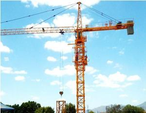 Topkit Tower Crane TC5613  with Jib legth of 56M