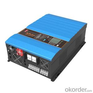 Pure Sine Wave Inverter With 30A Solar Charger Controller Hot Selling Excellent Quality PV 2000