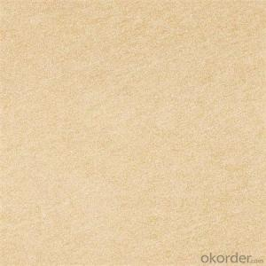 Polished Porcelain Tile The Soluble salt Yellow  Matt Color CMAXSB4459