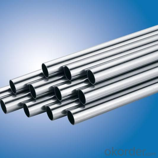 Bright Welded Annealling Pipe Stainless Steel 316L