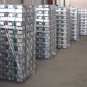 Aluminum Ingot 99.7 From Factory Wholesale Pure