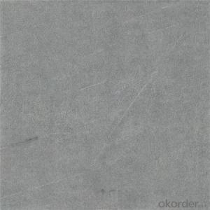 Polished Porcelain Tile The Soluble salt Gray Color CMAXSB4457