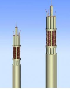 1 KV Aerial Insulated Cable Used For Overhead Power Transmission
