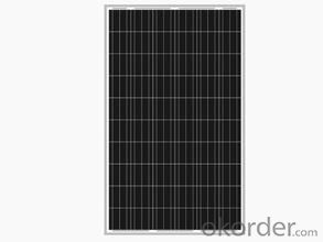 Mono 305W PV Solar Panel with Certification TUV