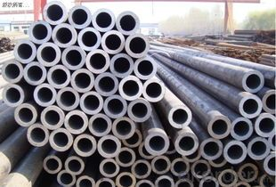 ASTM A53 SEAMLESS CARBON  STEEL LINE PIPE OF 8 INCH