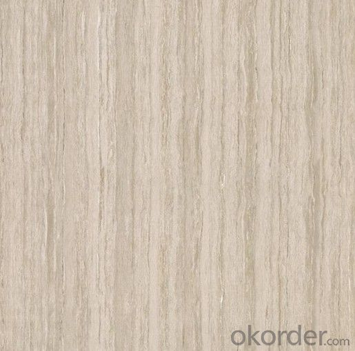 Polished Porcelain Tile The Soluble salt Line stone Color CMAXBJ1231