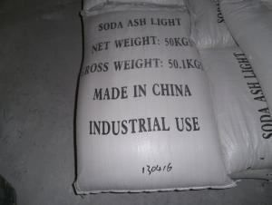 Soda Ash with High Quality and Competitive Price