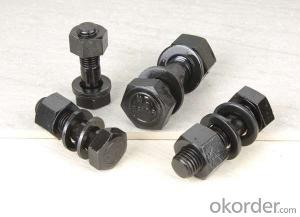 Bolt DIN933 DIN931 with Low Price From German