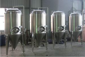 Stainless Steel Insulated Storage Tanks for Sale