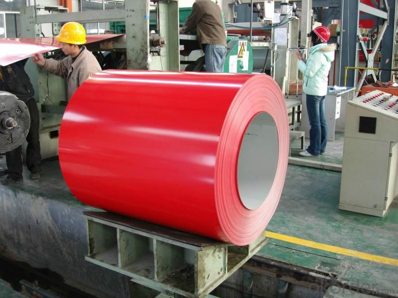 Pre-Painted Color Coated GI Steel Sheet in High Quality
